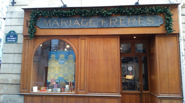 there's tea, then there's Mariage Freres