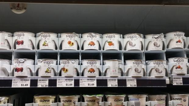 siggi's yoghurt